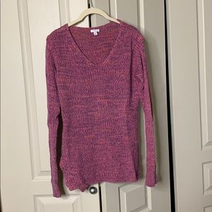 Bp knit sweater
